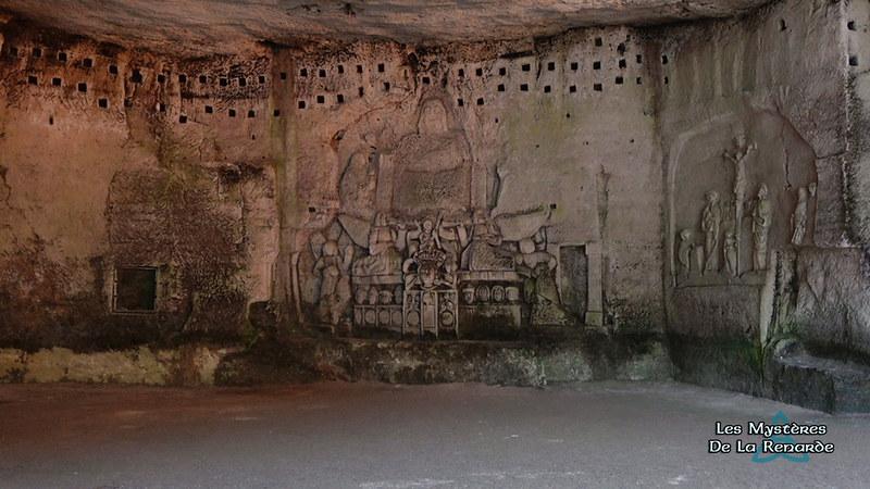 Brantôme - Grotte du Jugement Dernier