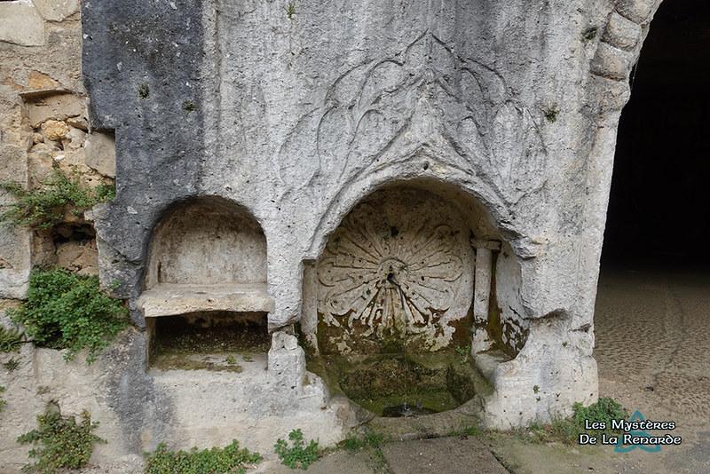 Fontaine de Saint-Sicaire - Brantôme