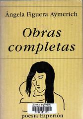 Ángela Figuera Aymetich, Obras completas