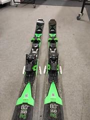 Prodám lyže SALOMON X-DRIVE 8.0 FS - titulní fotka