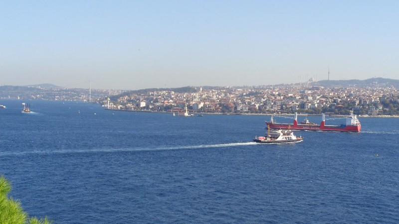 098-панорама Босфора