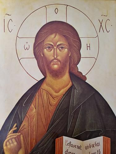 Maria Struve's Icons at St. Vladimir's Seminary