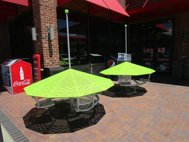 Umbrella Blockade