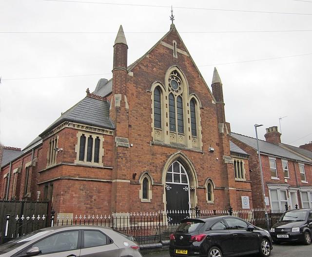 Rugby-Elim Church