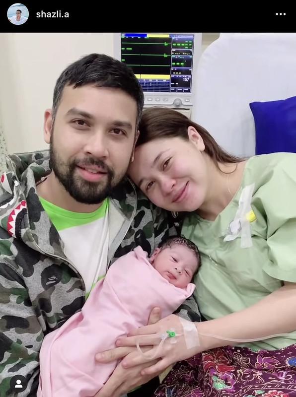 Sah! Emma Maembong Selamat Lahirkan Anak Pertama Pada 8 November Lalu