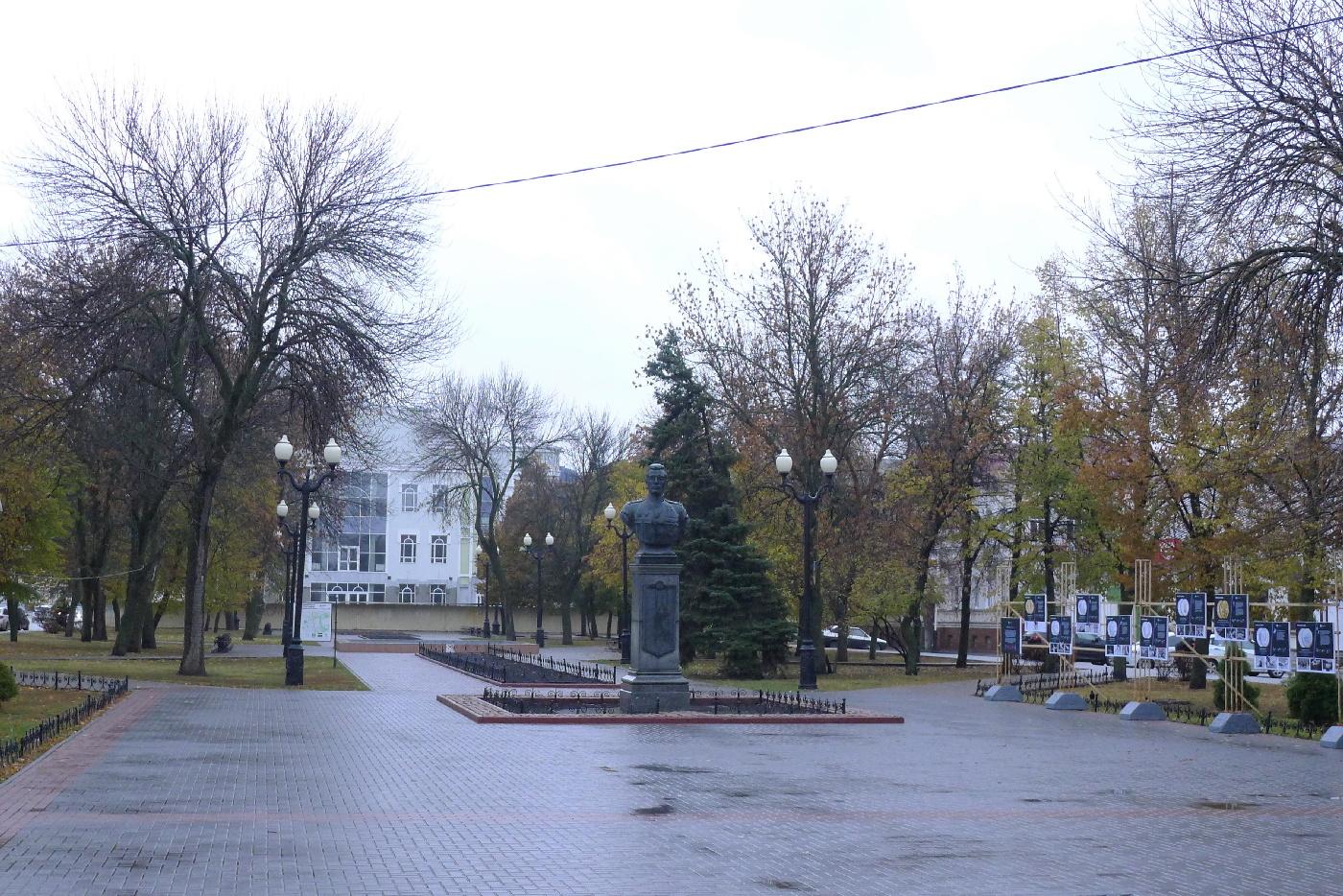 Русский Юг: Тамбов (Усадьба Асеевых, город) P1100376