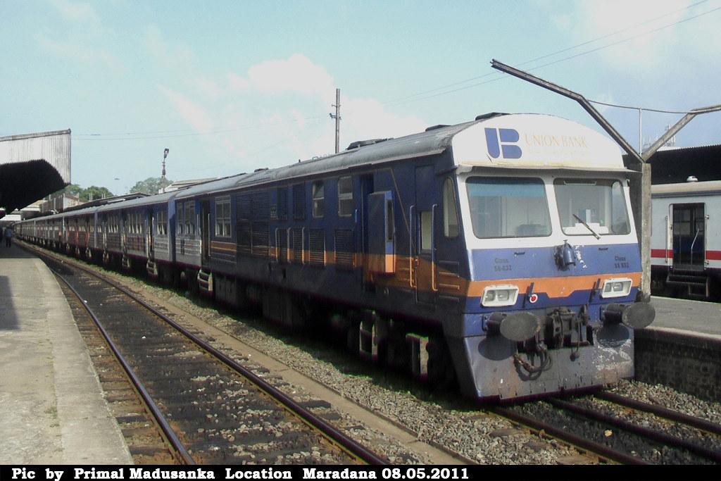 S8 832 at Maradana  in 08.05.2011 by Primal Madusanka