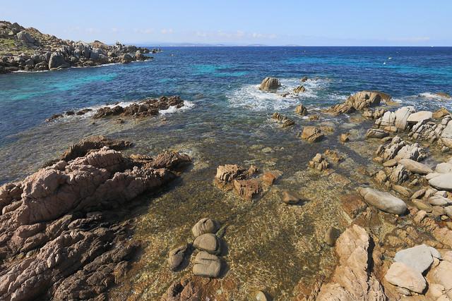 Corsica / Corse - Lavezzi archipelago