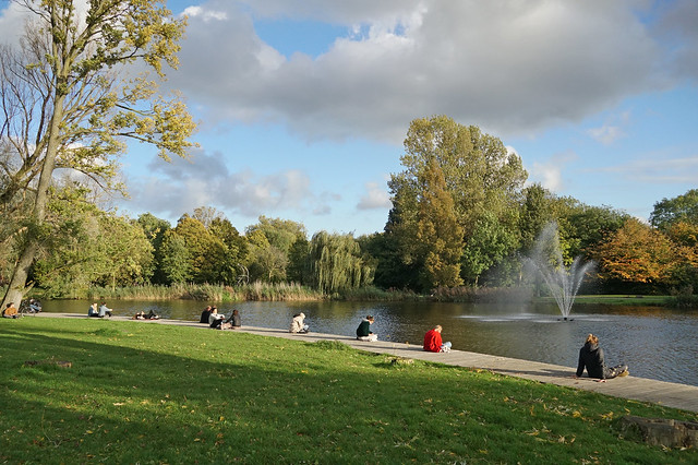 Oosterpark - Amsterdam (Netherlands)
