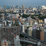 Skyline, Osaka, 20191111
