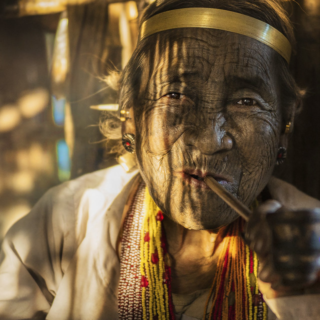 fACES oF aSIA #70_ Chin State, Myanmar