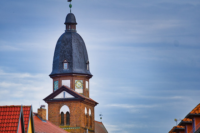 Waren/Müritz - Marienkirche