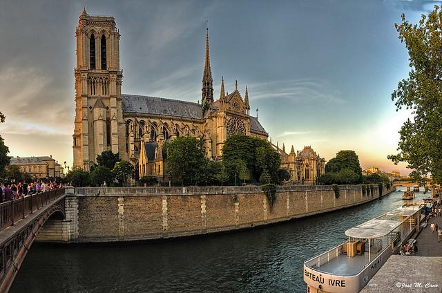 Cuando Notre Dame era Notre Dame (París)