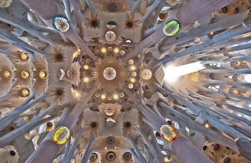 La Sagrada Familia...