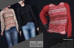 Midna - Sadie Sweater
