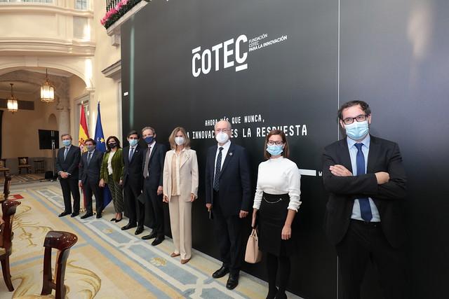 Reunión del Patronato Cotec (noviembre 2020)