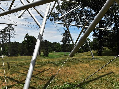 freeridehome aluminumandstainlesssteelsculpture kennethsnelson stormkingartcenter newyorkcity usa nikond7200 hndrk