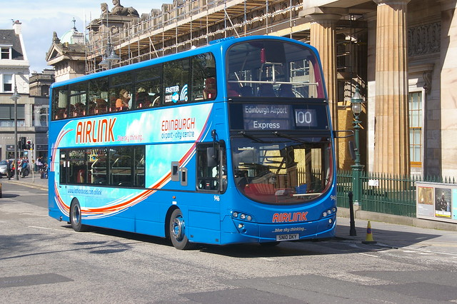 LOTHIAN BUSES 946 SN10DKY