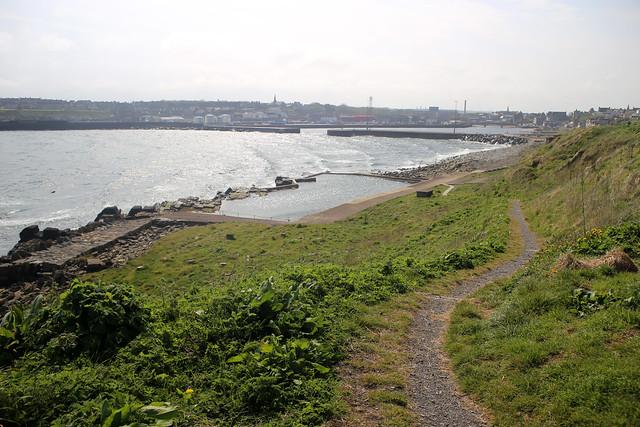 The coast at Wick