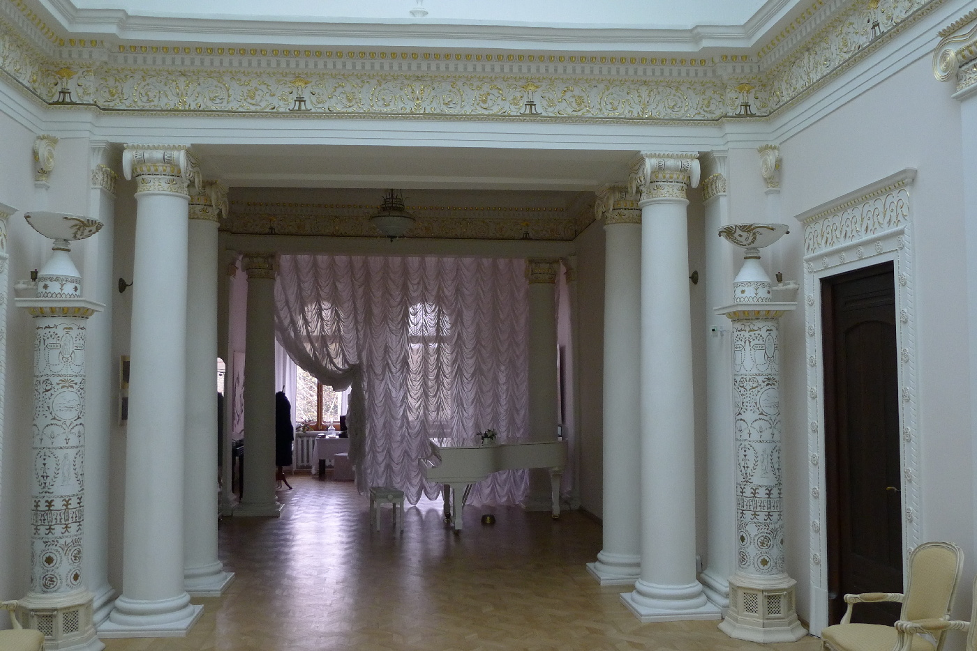 Русский Юг: Тамбов (Усадьба Асеевых, город) P1100361