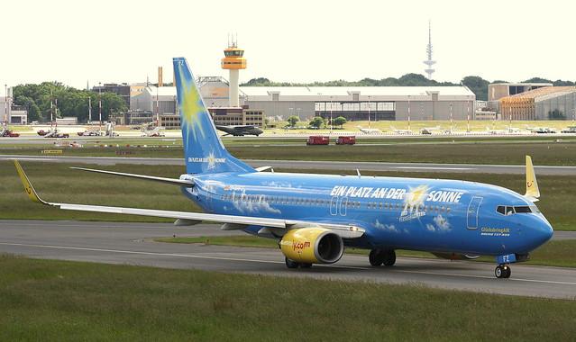 TUIfly, D-AHFZ, MSN 30883, Boeing 737-8K5, 08.06.2012, HAM-EDDH, Hamburg