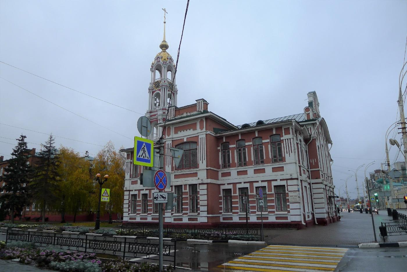 Русский Юг: Тамбов (Усадьба Асеевых, город) P1100384