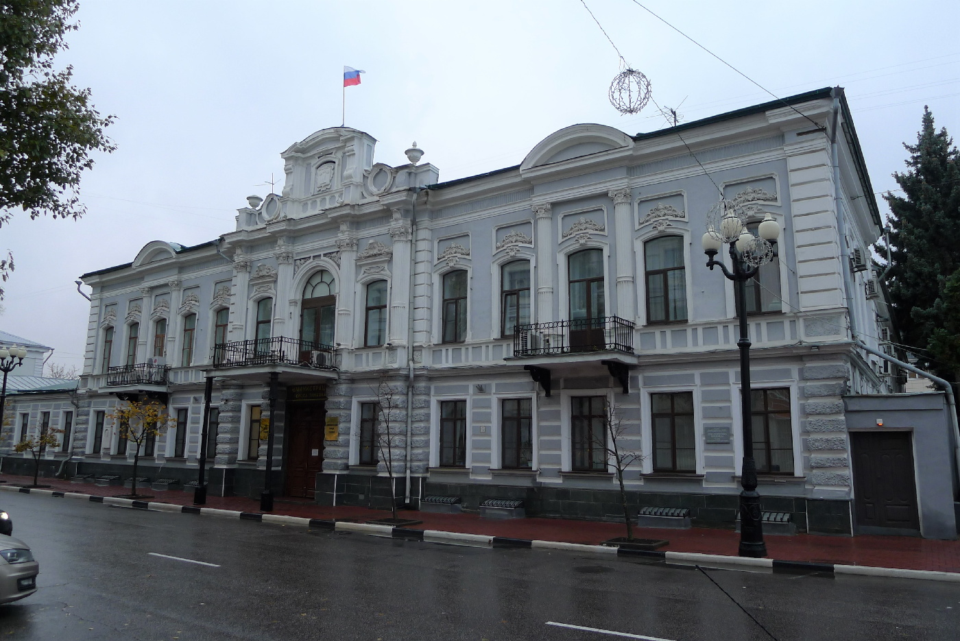 Русский Юг: Тамбов (Усадьба Асеевых, город) P1100378