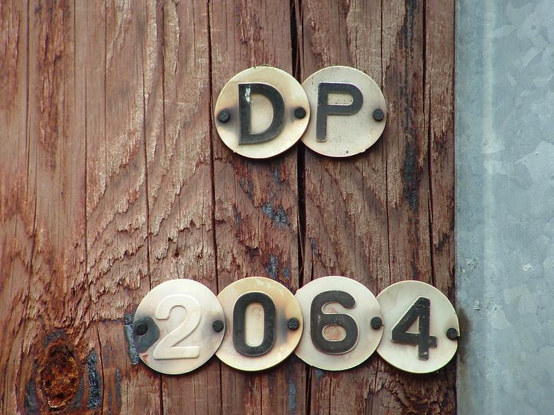 DP 2064 taken on S3000