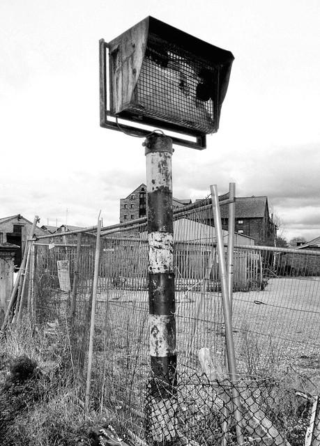 Dock Railway Remnant