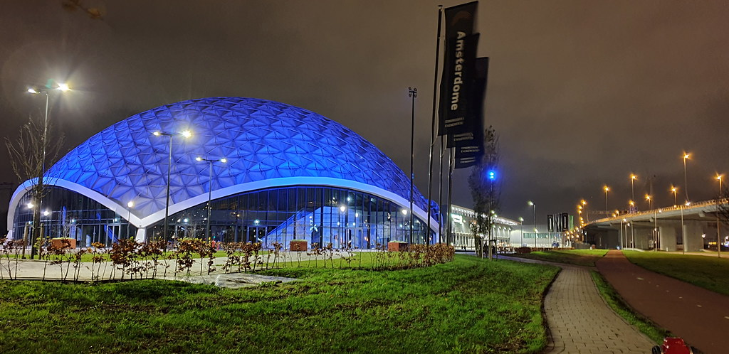 Amsterdome - event location