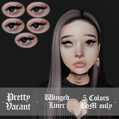 NEW Winged Liner pack