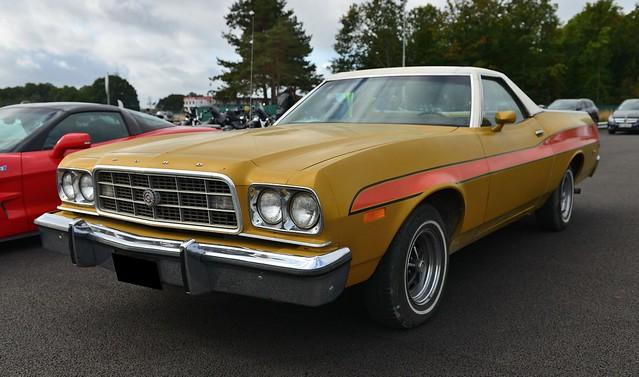 1973 Ford Ranchero