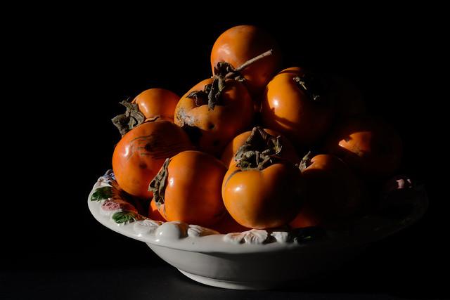 DSC_1423_6452 - Frutti dorati dell'autunno - Golden fruits of autumn.