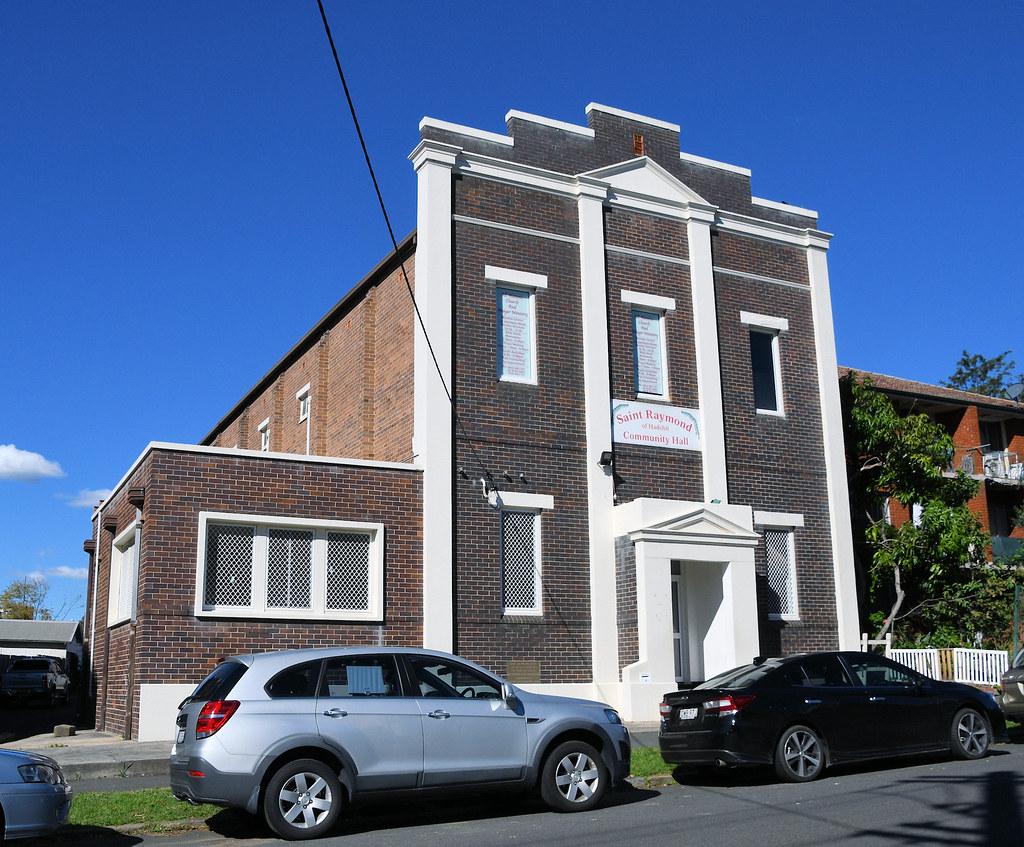 St Raymond of Hadchit Community Hall, Granville, Sydney, NSW.