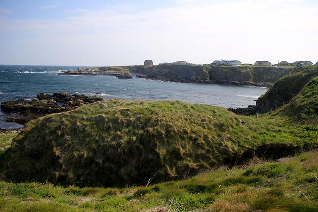 The coast north of Wick