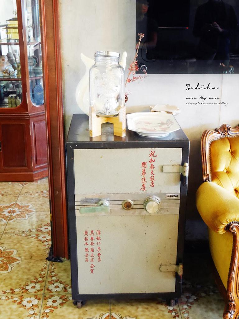 台北老屋咖啡廳下午茶推薦玩味沙龍不限時可久坐閱讀好拍浪漫氣氛好 (4)