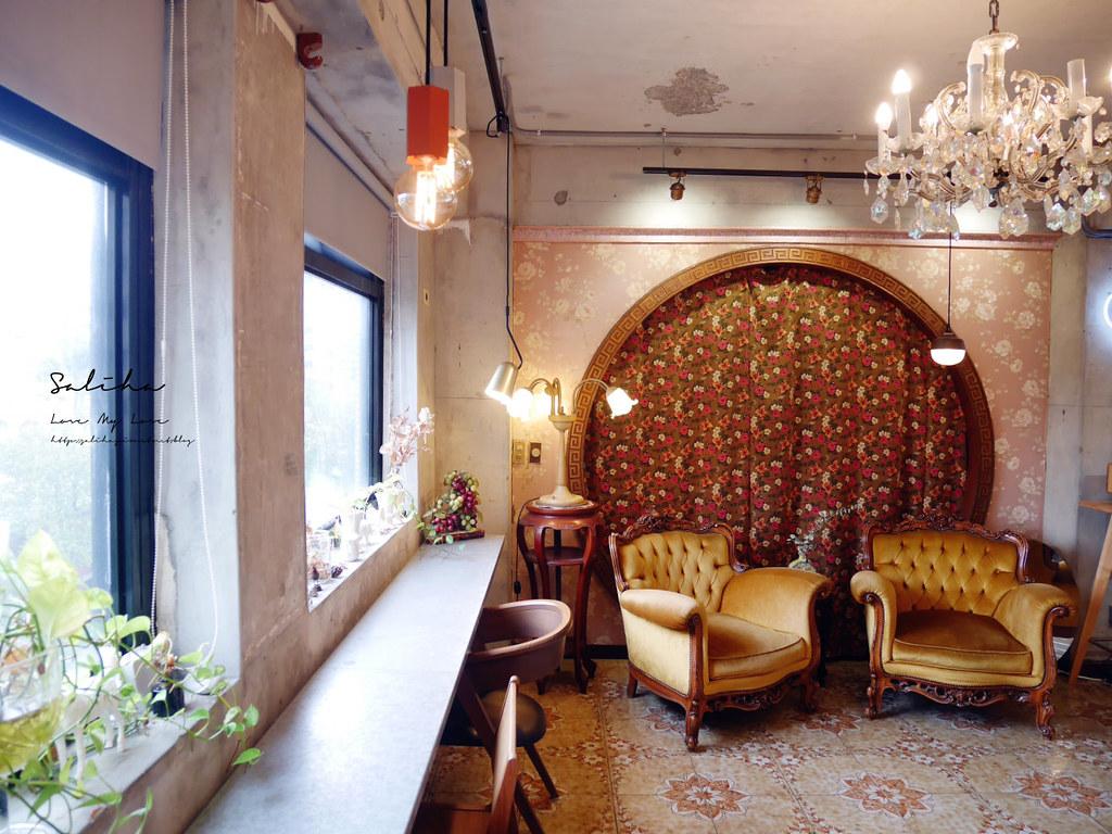 台北老房子餐廳咖啡廳下午茶玩味沙龍大同區大稻埕商圈不限時間可久坐 (4)