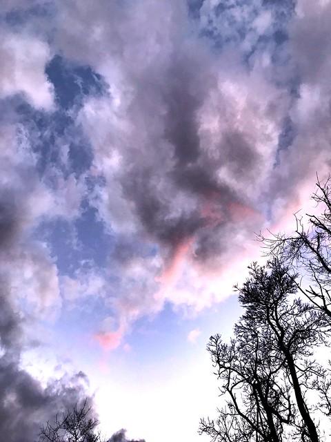 Southern Sunset & Pink Tornado