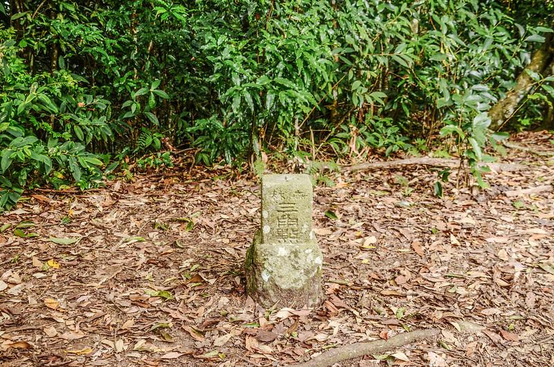 南大龜山冠字次川(05)山字森林三角點(Elev. 1330 m) (1)