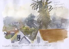 Window-afternoon-fog
