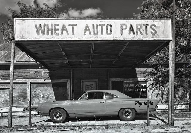 Blair Compact Wheat Auto Road Runner