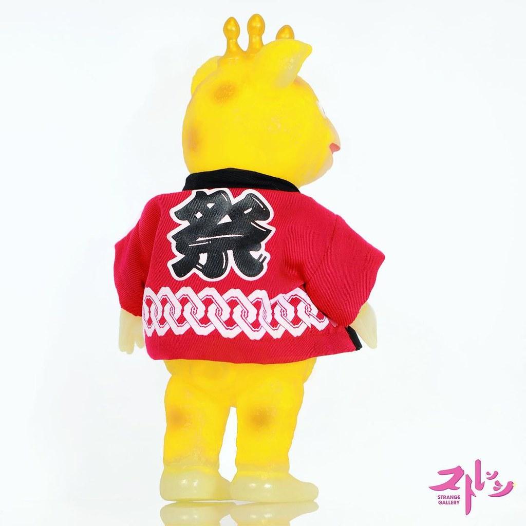 墓場畫廊×STRANGE GALLERY 怪奇畫廊「布斯卡 怪奇年終祭典」台灣限定配色全球獨賣!