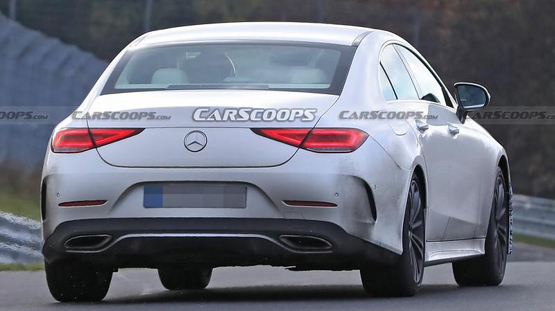 mercedes-cls-facelift-spied-nurburgring-10