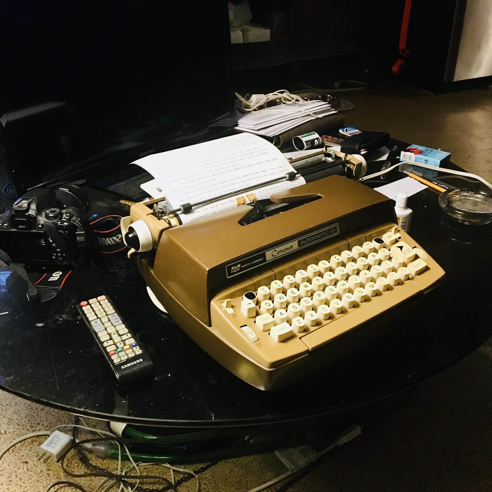 SCM Coronet Automatic 12