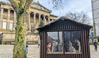 The Crib is back at the Flag Market in Preston | by Tony Worrall