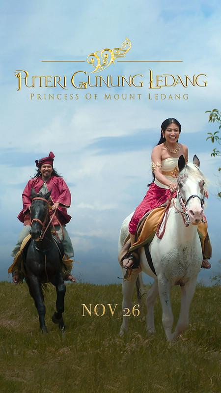 Filem Puteri Gunung Ledang Bakal Ditayangkan di Netflix