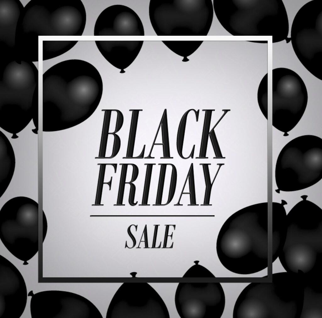 MAAI Black friday sale