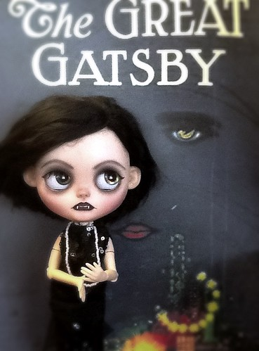 Blythe-a-Day: G/Great Gatsby: Myrtle Wilson, The Undead: Part 1 | by The Real Blythequake