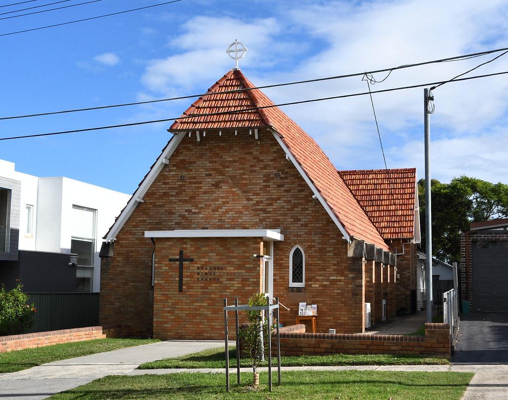 Evangel Bible Church, Putney, Sydney, NSW.