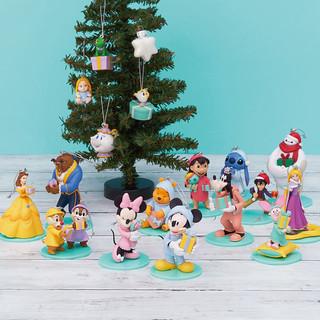 Happy賞「迪士尼聖誕裝飾 2020」又來啦!與DISNEY角色一起歡慶耶誕~